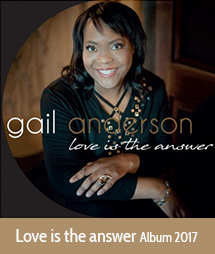 Love is the answer – Gail Anderson – Album 2017