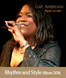 Rythm and Style – Gail Anderson – Album 2016